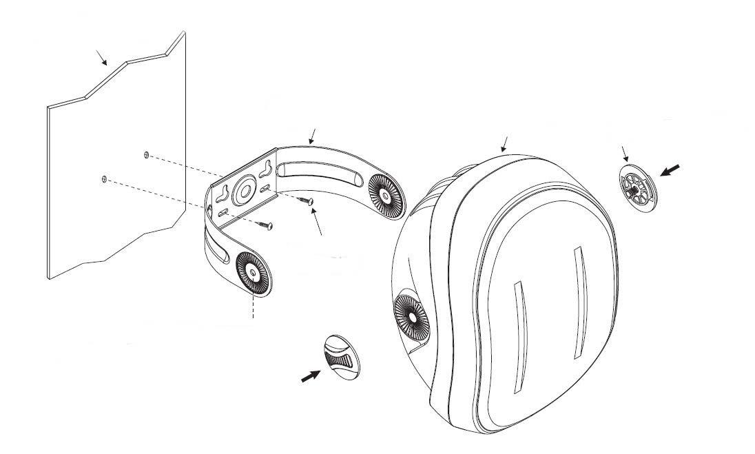 p2 zestaw audio natynkowy z bluetooth    usb   sd card