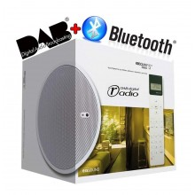 KBSOUND iSELECT 5 RADIO POD ZABUDOWĘ z BLUETOOTH 50302+52593