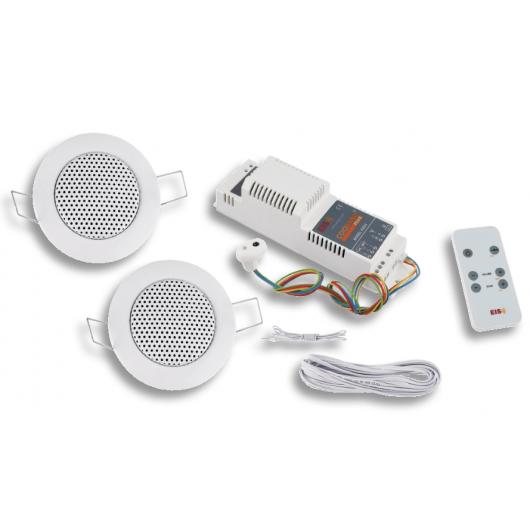 KBSOUND BASIC RADIO POD ZABUDOWĘ 40404