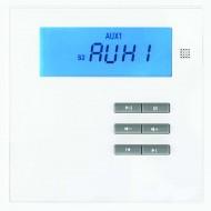 P2 PANEL PODTYNKOWY Z RADIEM FM / BLUETOOTH / USB/ SD CARD BIAŁY