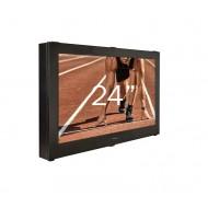 "ProofVision DuraScreen Telewizor zewnętrzny 24"" IP65 DVB-T/USB/HDMI"