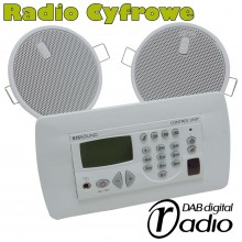 KBSOUND PREMIUM RADIO POD ZABUDOWĘ 40102