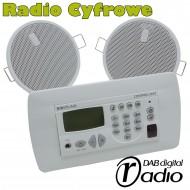 KBSOUND PREMIUM RADIO CYFROWE POD ZABUDOWĘ DAB+ 40103