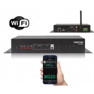 FONESTAR WZMACNIACZ STEREO Z WIFI / USB 40W