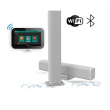 AQUASOUND RADIO INTERNETOWE Z WIFI / BLUETOOTH / SD CARD N-JOY MOVE SET