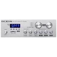 DEXON WZMACNIACZ NATYNKOWY Z RADIEM FM / BLUETOOTH / USB/ SD CARD STEREO 2X 30W