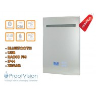 PROOFVISION LUSTRO ŁAZIENKOWE 70x50 IP44 RADIO BLUETOOTH USB PV38-BT