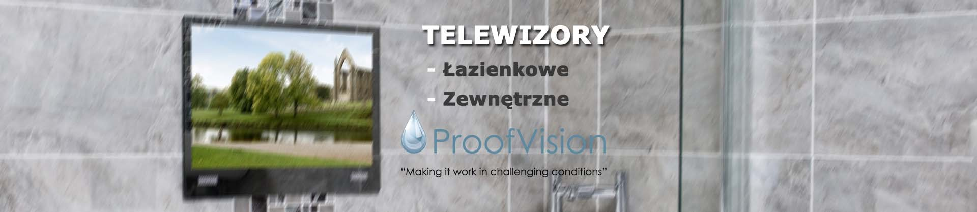 ProofVision Telewizory