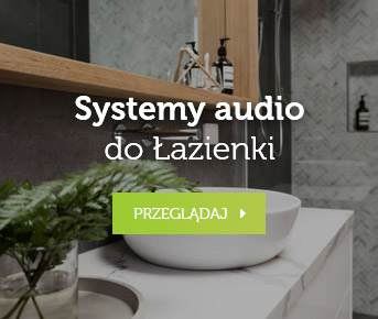 Systemy audio do łazienki