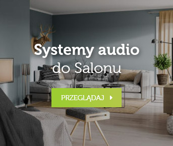 Systemy audio do salonu